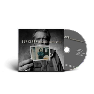 Guy Clark My Favorite Picture Of You (CD)