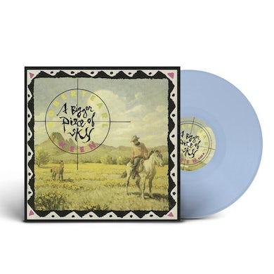 Robert Earl Keen A Bigger Piece of Sky (Ltd. Edition Sky Blue LP) [Reissue] (Vinyl)