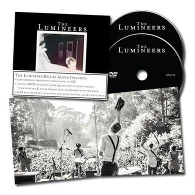 The Lumineers - Deluxe Edition (CD/DVD)