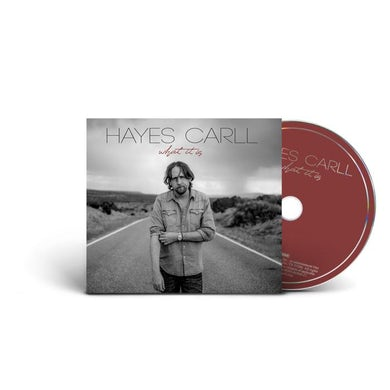 Hayes Carll What It Is (CD)