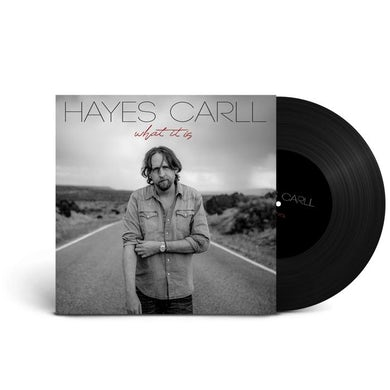 Hayes Carll What It Is (Vinyl)