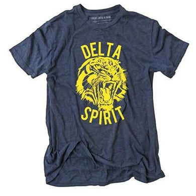 Delta Spirit Tiger Shirt