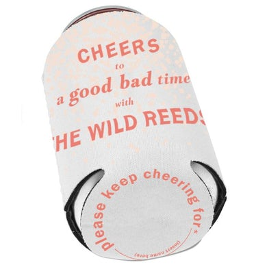 The Wild Reeds Cheers Coozie