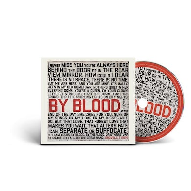 Shovels & Rope By Blood (CD)