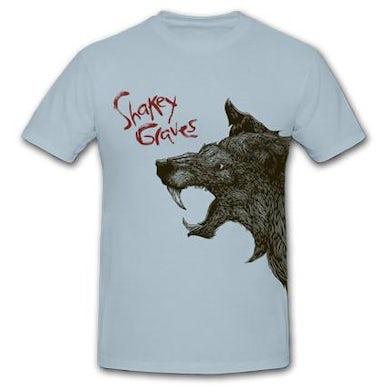 SHAKEY GRAVES Wolf Shirt