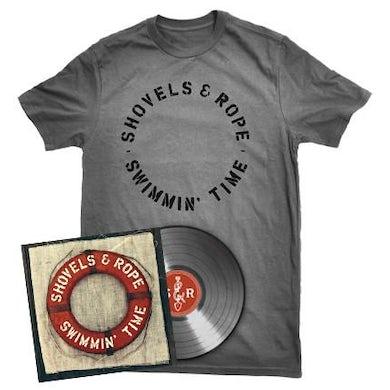 Shovels & Rope Swimmin' Time BUNDLE: Vinyl + T-shirt