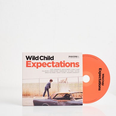 Wild Child Expectations (CD)