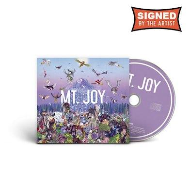 Mt. Joy Rearrange Us (Signed CD)