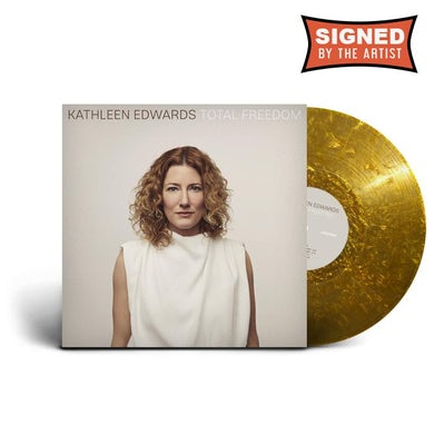 Total Freedom (Signed Ltd. Edition LP) (Vinyl)