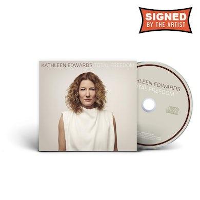Kathleen Edwards Total Freedom (Signed CD)