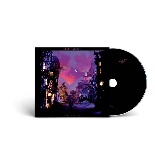 SHAKEY GRAVES Can't Wake Up (CD)