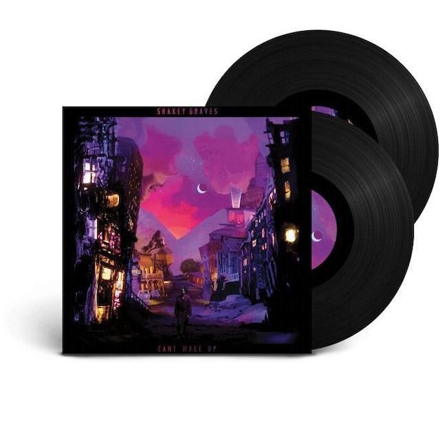 SHAKEY GRAVES Can't Wake Up (Black Vinyl)