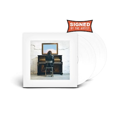 Into The Wide (Signed LP) (Vinyl)