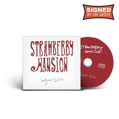 Langhorne Slim Strawberry Mansion (Signed CD)