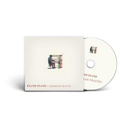 Jeremiah Fraites Piano Piano (CD)