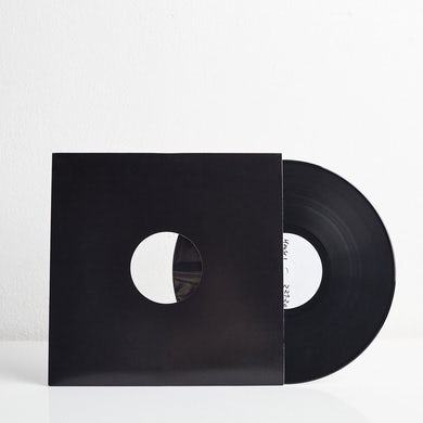 The World We Built (Vinyl Test Pressing)
