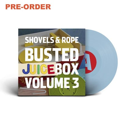 Busted Jukebox Volume 3 (Ltd. Edition LP)[PRE-ORDER] (Vinyl)