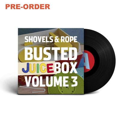Busted Jukebox Volume 3 (LP)[PRE-ORDER] (Vinyl)