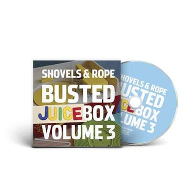 Shovels & Rope Busted Jukebox Volume 3 (CD)