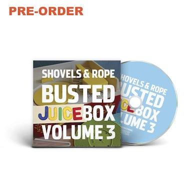 Shovels & Rope Busted Jukebox Volume 3 (CD) [PRE-ORDER]