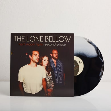 The Lone Bellow Second Phase (LP) (Vinyl)