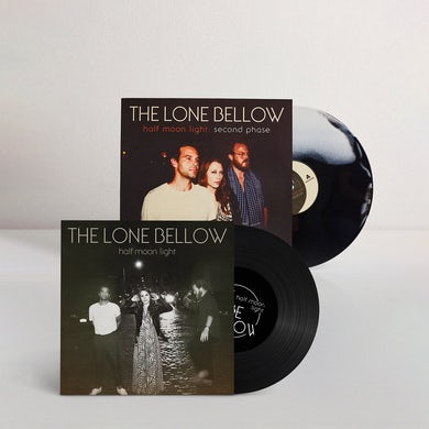 The Lone Bellow Half Moon Light (LP) + Half Moon Light Second Phase (LP) (Vinyl)