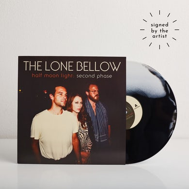 The Lone Bellow Second Phase (Signed LP) (Vinyl)