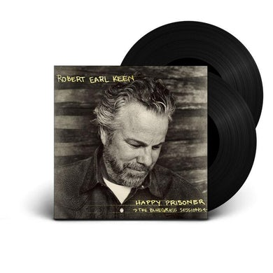 Robert Earl Keen Happy Prisoner: The Bluegrass Sessions (LP) (Vinyl)