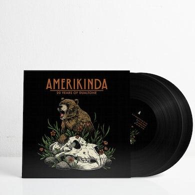 Various Artists - Dualtone Amerikinda: 20 Years of Dualtone (LP) (Vinyl)