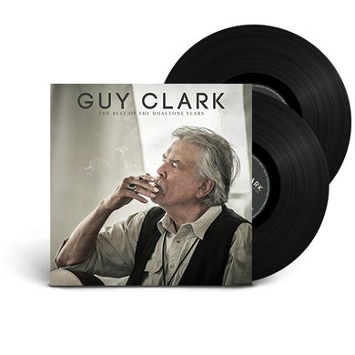 Guy Clark: The Best of the Dualtone Years (LP) (Vinyl)