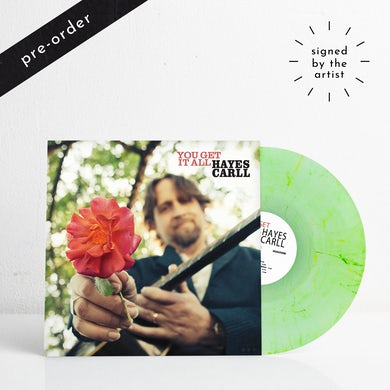 You Get It All (Signed Ltd. Edition Vinyl)[Pre-Order]