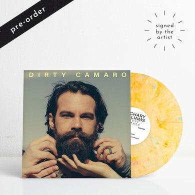 Zachary Williams Dirty Camaro (SIGNED Ltd. Edition Vinyl) [Pre-Order]