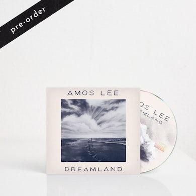Amos Lee Dreamland (CD)[Pre-Order]