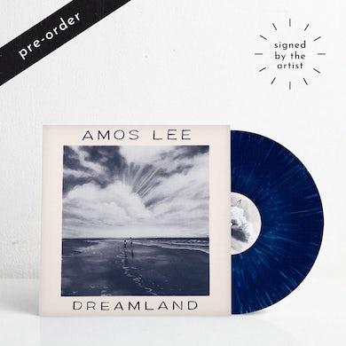 Amos Lee Dreamland (SIGNED Ltd. Edition Vinyl)[Pre-Order]