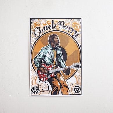 Chuck Berry CHUCK (Poster)