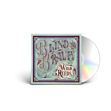 The Wild Reeds Blind and Brave (CD)