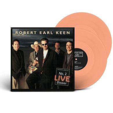 Robert Earl Keen No. 2 Live Dinner (Ltd. Edition LP) (Vinyl)