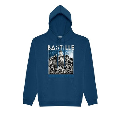 Bastille REORCHESTRATED 2021 NAVY HOODY