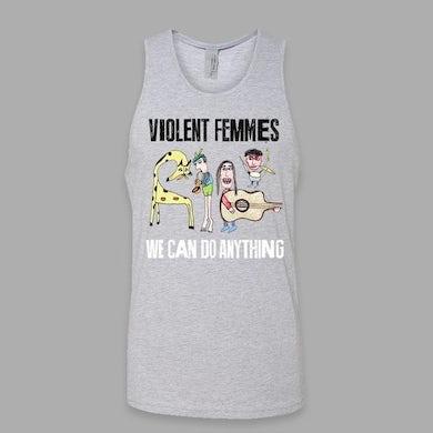 VIOLENT FEMMES WCDA TANK TOP
