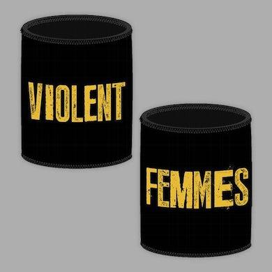 VIOLENT FEMMES LOGO KOOZIE