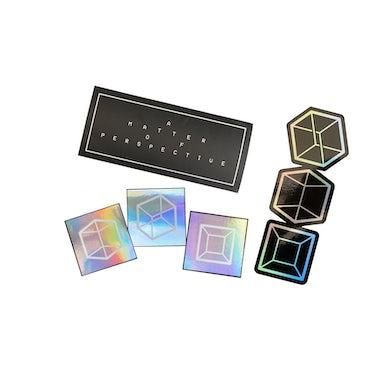AMOP sticker set