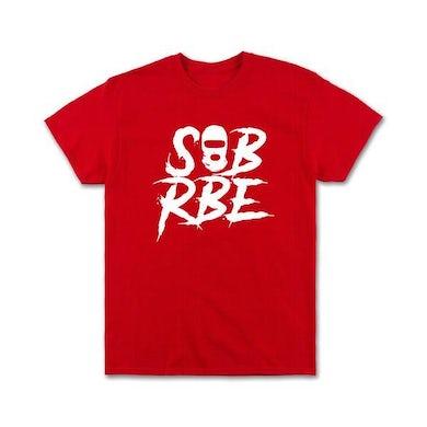 SOB X RBE TEE - RED