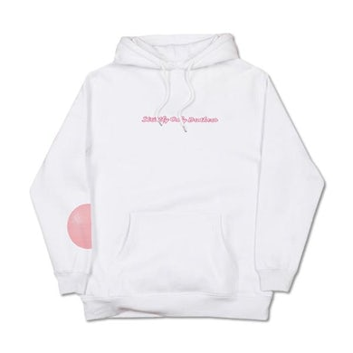 SOB X RBE STRICTLY ONLY BROTHERS PULLOVER HOODIE - WHITE