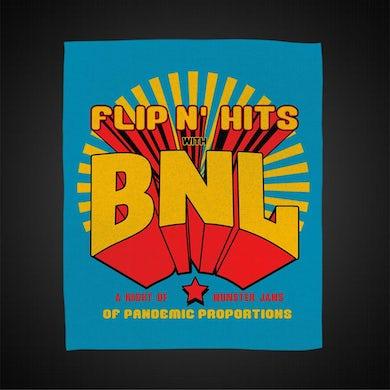 Flip n' Hits Fleece Blanket