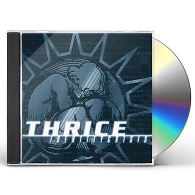 THRICE 'IDENTITY CRISIS' CD