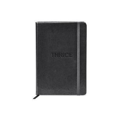 THRICE NOTEBOOK