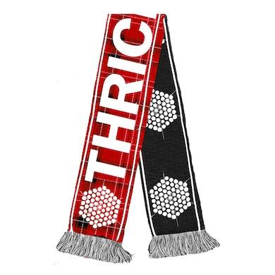 THRICE TARTAN SCARF