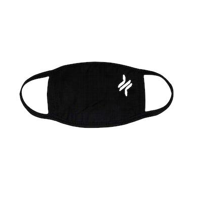 Thrice Bars Black Mask