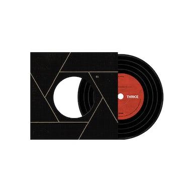 "Thrice ""Just Breathe"" Black 7 Inch Vinyl"