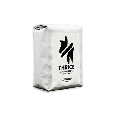 Thrice X James Coffee Co Coffee Bag
